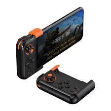 Others   <b>Baseus Gamo</b> Mobile Game One-Handed Gamepad black ...