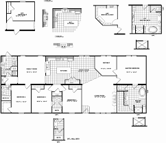 fleetwood mobile homes floor plans 1997 beautiful 19 beautiful 2000 fleetwood mobile home floor plans