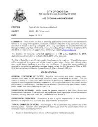 maintenance worker resume maintenance worker resume resume badak with sample resume for
