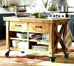 rustic portable kitchen island. Portable Kitchen Island Cart Butcher Block Wonderful Designs Rustic Wood On Fire Oakland Ca B