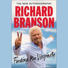 Stream Finding My Virginity by Richard Branson, read by Steve West ...