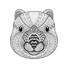 Abstract Animals Coloring Pages Beautiful Super Ideas Free Printable