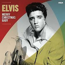 ID15Z - <b>ELVIS Presley</b> - <b>Merry Christmas</b> Baby - vinyl LP - New ...