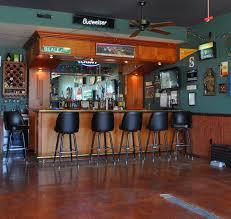 Gotta have a bar.