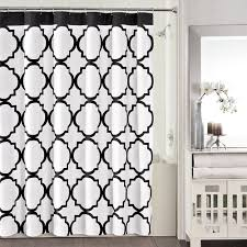 black and white shower curtains. Full Size Of Curtain:stupendous Black And White Shower Curtain Curtains Walmart