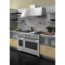 Ge Monogram Kitchen Appliances Zv48tsfssge Monogram 48 Professional Vent Hood Stainless Albert