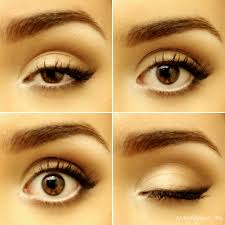the perfect makeup look for when you want your eyes to look bigger and brighter and