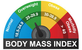 Are You Obese Chart Zest Inspiring Wellness