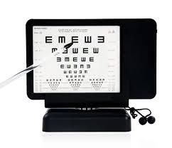 Amazon Com Huanyu Vision Chart Near Led Optical Visual