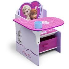 Purple Bathroom Bin Delta Children Frozen Chair Desk With Storage Bin Walmartcom