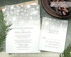 Winter Wonderland Wedding Invitations Also Snowflake Themed Wedding