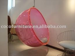 changing colour of hanging bubble chair bubble chair in pink jpg