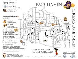 fair haven 2nd annual town wide yard businesses sidewalk rumson nj patch