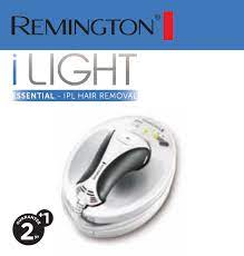 user manual remington i light essential