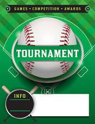 Baseball Brochure Template Softball Brochure Templates Softball Brochure Templates
