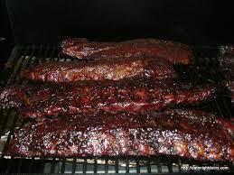 ribs aggressive cook pellet grill recipe bbq smoker