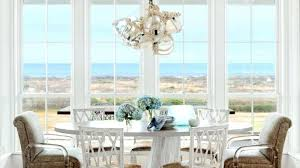 dining rooms beach house neutral room ocean view whitesburg rectangular table 4 side chairs and bench