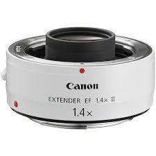 Canon Extender Ef 1 4x Iii Tele Extender U S A