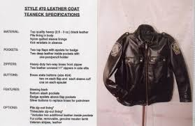 passaic leather offers quality to the law enforcement community below are some styles offered by passaic leather