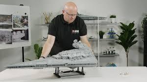 Lego Star Wars Designer Videos Interview With Henrik Andersen Designer Of 75252 Imperial