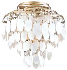 ceiling lights capiz shell ceiling light worlds away diameter