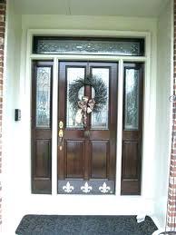exterior door kick plate glass for front doors door kick plates good coloring kick plate front exterior door kick plate