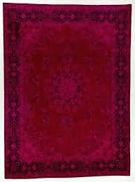 red oriental rug faux persian runners 7 warning signs your is fake