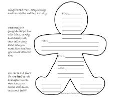 Using Gingerbread Man Cookies to Teach Language Skills | Cooking ...