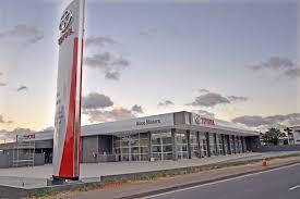 asco motors new renovated building near pletion at nabua picture rama