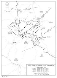 The fourth battle of kharkov 3 27 august 1943