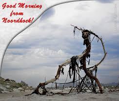good morning from noordhoek