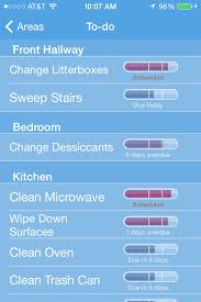 Chore Chart App For Android Six Helpful Apps For Cleaning Your Disgusting House Macworld