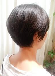 ショートボブお手入れ楽チンミセス似合う髪型30代 40代 ひし形
