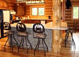 rustic wood bar stools. Rustic Bar Stools Wood U