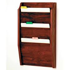 Wooden Mallet Oak Chart File Racks