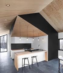 Plans Maison En Photos 2018 Credence Cuisine Moderne En Noir Et