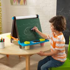 tabletop easel espresso with brights