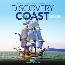 Tide Chart Long Beach Wa The Discovery Coast 2019 By Eomediacc Issuu