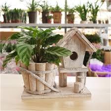 Decorative Planter Boxes Top Fashion Hot Selling Decor Garden Supplies Flower Pot Wooden 29