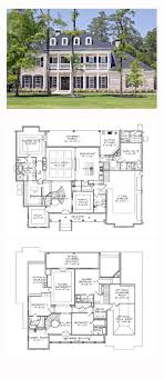Plantation House Plan 77818 | Total Living Area: 5120 sq. ft., 5