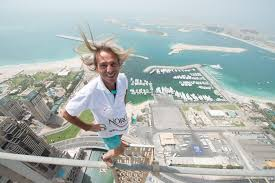 Alain Robert Official website aka French Spiderman is an extreme climber  speech virtual conference seminar motivational speaker keynote artist  events climbing free solo video influencer