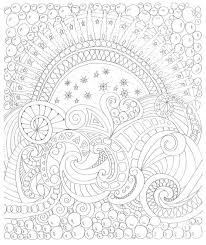 Small Picture Amazoncom Zendoodle Coloring Calming Swirls Stress Relieving