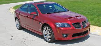 2010 Pontiac G8 GXP Review - Top Speed