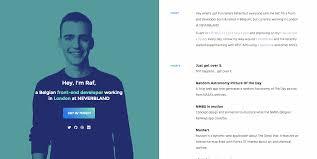 Best Personal Websites Career Advice Pinterest Resume Examples