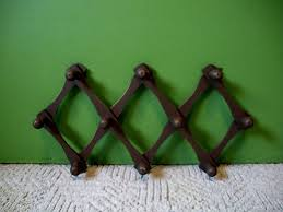 extraordinary wall hooks for coats as your simple amazing inspiration folding hanging accordion style wood