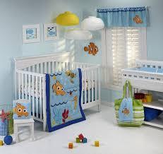 bedding sets by disney disney nemo wavy days 4 piece crib bedding set