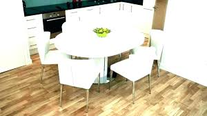 round dining table for 6 extendable round dining table extendable dining table 6 chairs round extended