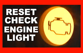 Fix Check Engine Light How To Reset Your Check Engine Light With No Special Tools