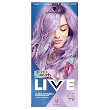 the best temporary hair colours to use