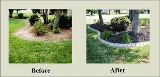 garden edging stone. Decorative Garden Edging Stone